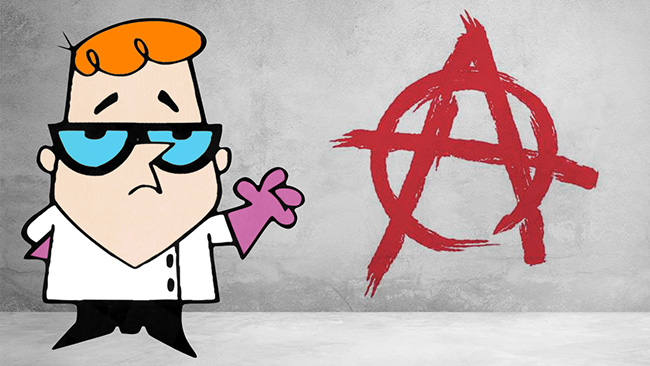 Dexter explains Anarchy