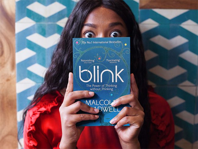 Book Review: Blink by Malcolm Gladwell - Think Magazine