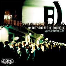 FATBOY SLIM - On the floor of the Boutique