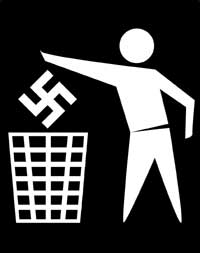 trash the fascists