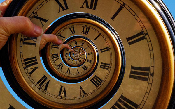 Infinite time. Image: Darren Tunnicliff/Flickr