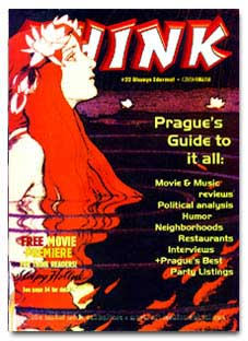 Think Prague cover #32