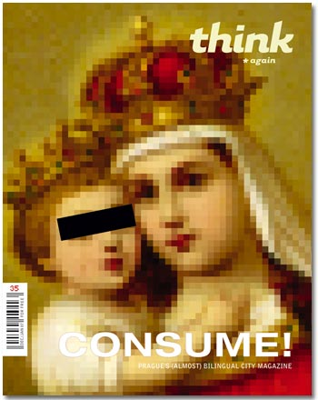 Think Again cover issue 35