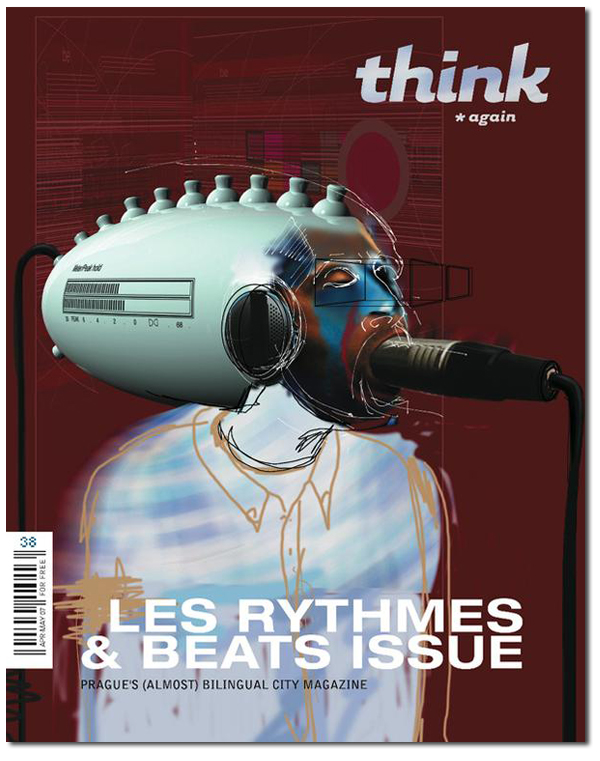 Think Again cover issue 38